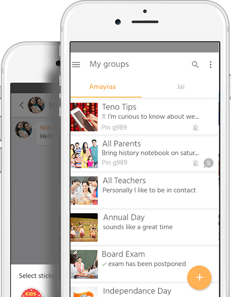 India's Leading Free To Use Mobile App For Schools   Tenoapp